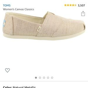 Canvas Toms
